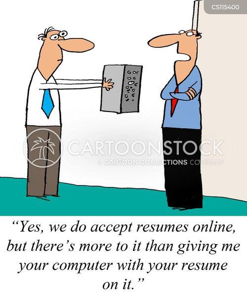 technical skills cartoon