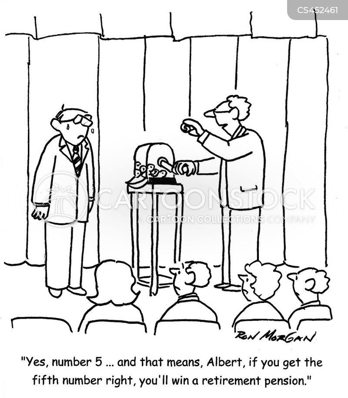 401ks cartoon