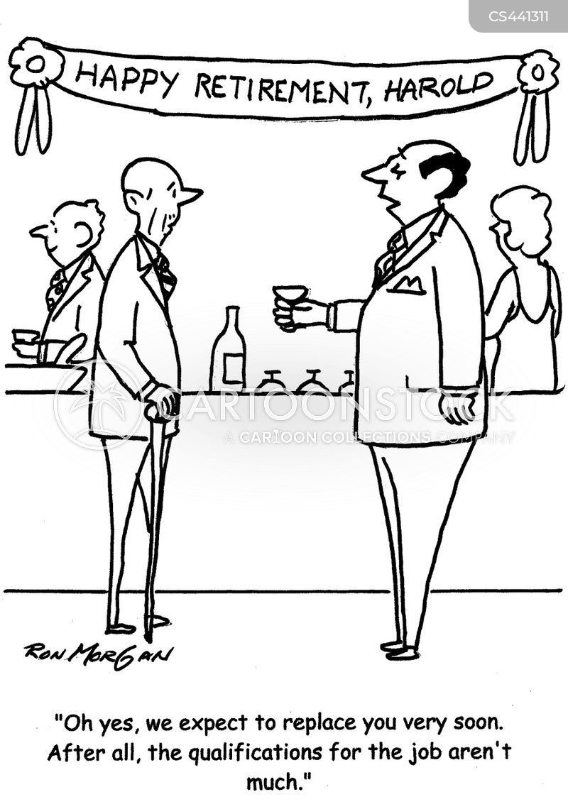 job qualification cartoon 16 of 22