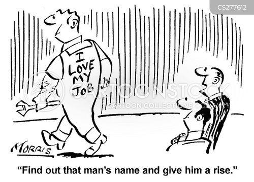 work man cartoon