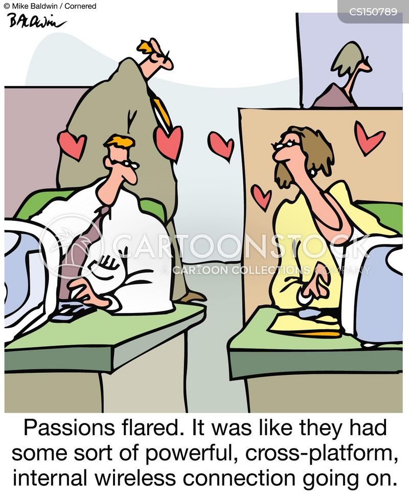 passions cartoon