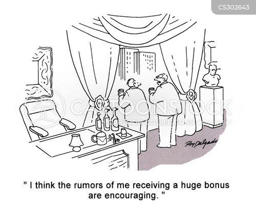 encouraged cartoon