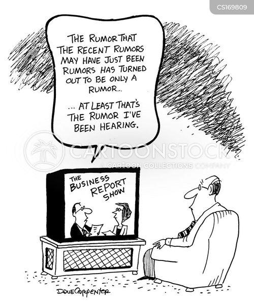 rumour cartoon