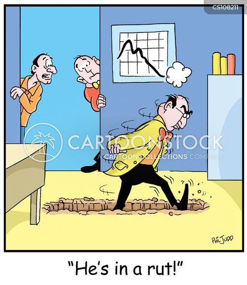 ruts cartoon