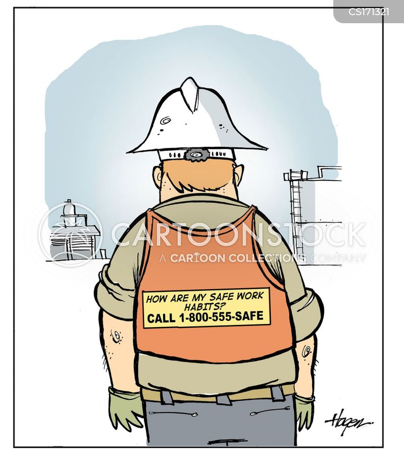 oilfield cartoon