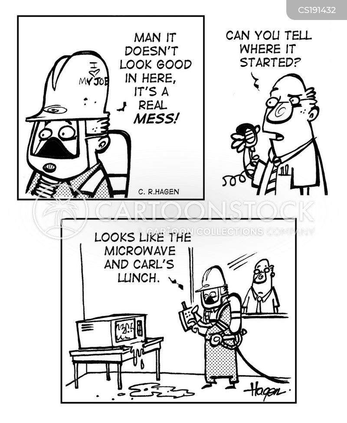 incident cartoon
