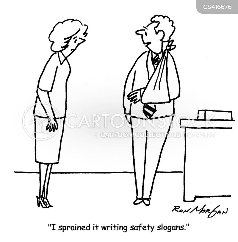 health officer cartoon