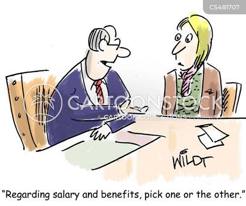 job choices cartoon