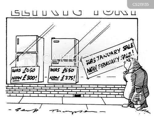 harrods cartoon