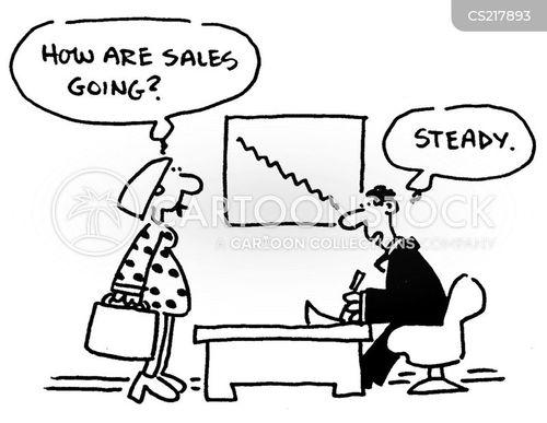 business cycles cartoon