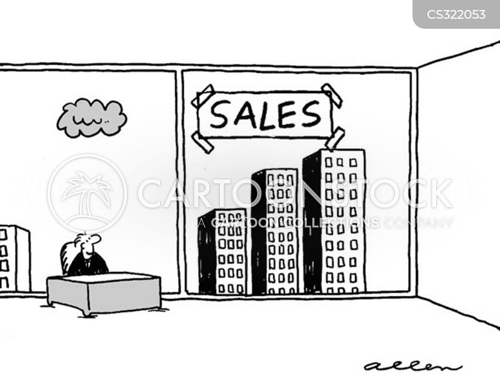 highrise cartoon