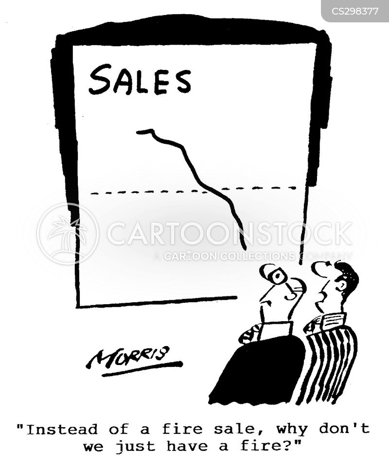 Fire Sales cartoons, Fire Sales cartoon, funny, Fire Sales picture, Fire Sales pictures, Fire Sales image, Fire Sales images, Fire Sales illustration, Fire Sales illustrations