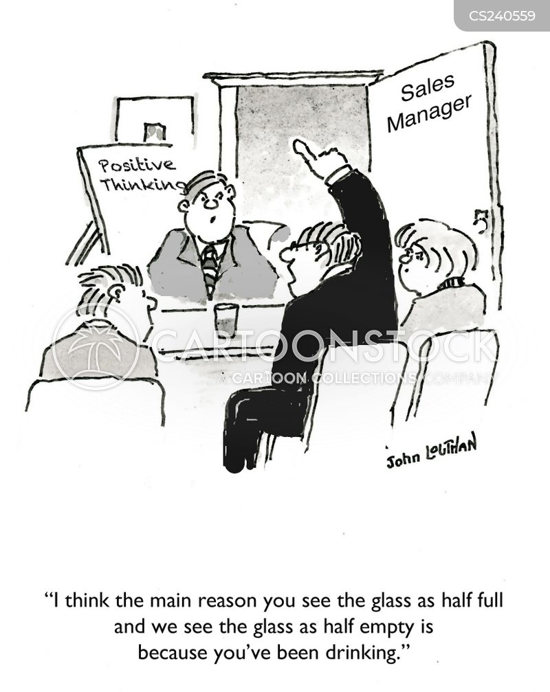 sales managers cartoon