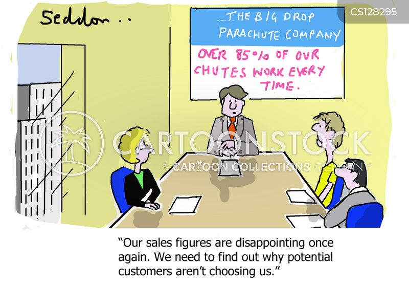 company slogan cartoon