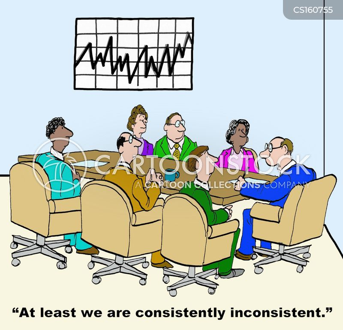 business analytics cartoon