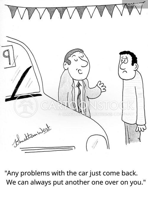 sales-pitch cartoon