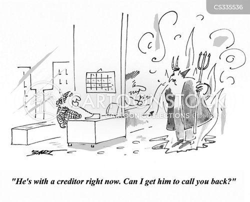 faust cartoon