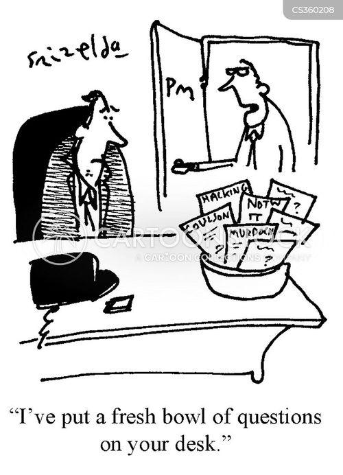 phone hackers cartoon