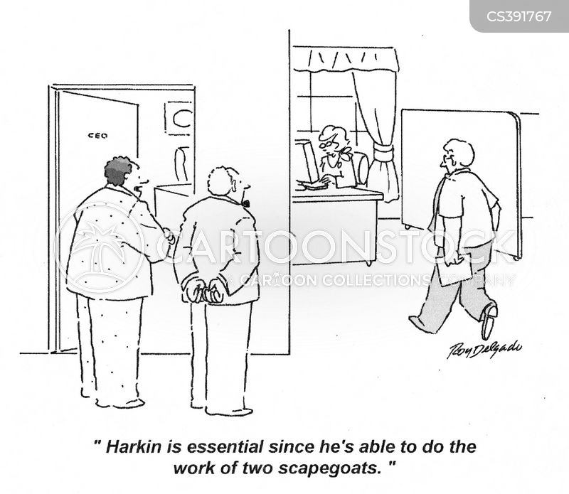 valuable employee cartoon