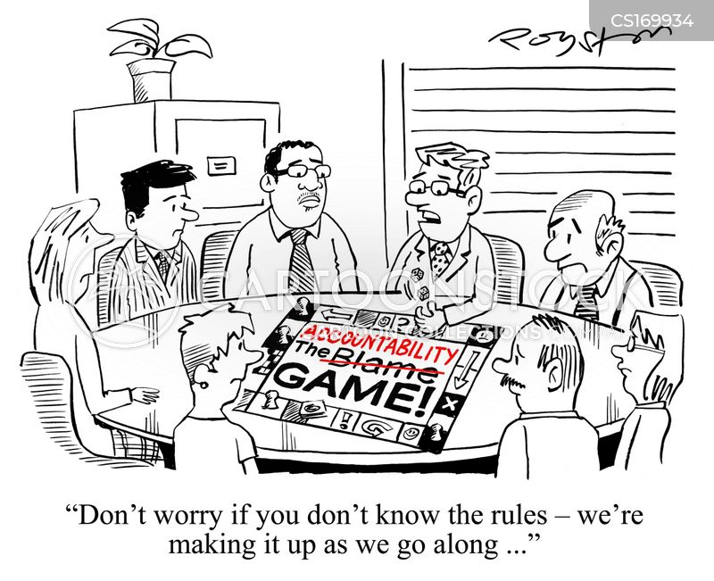 board games cartoon