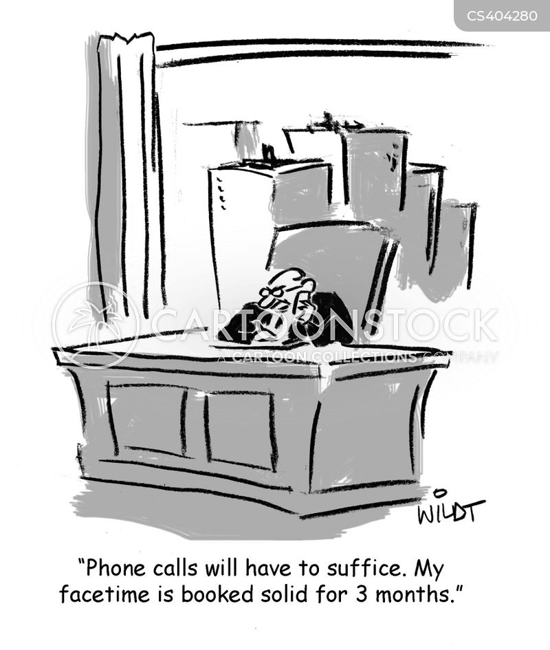 face time cartoon