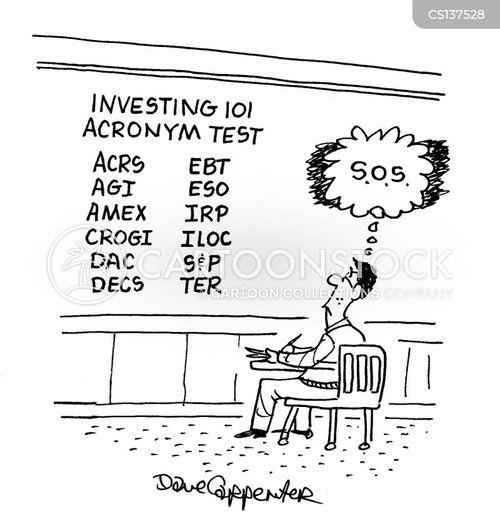 business studies cartoon