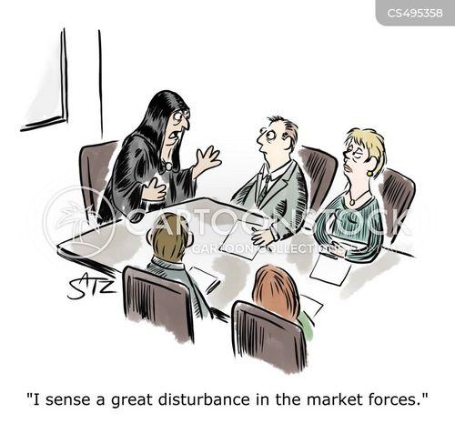 market forces cartoon