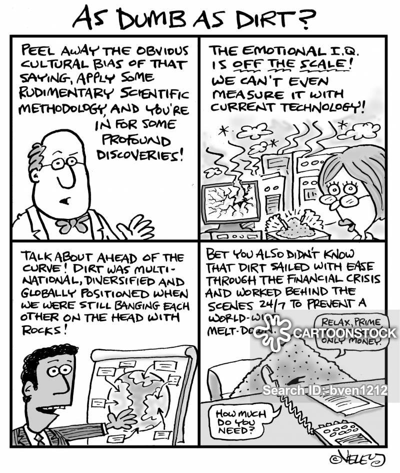 cultural bias cartoon