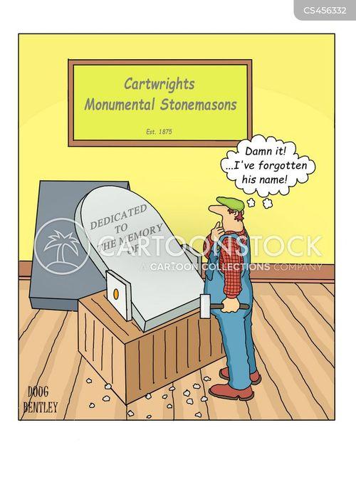 inscriptions cartoon