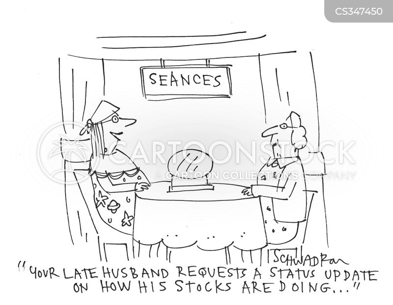 seances cartoon