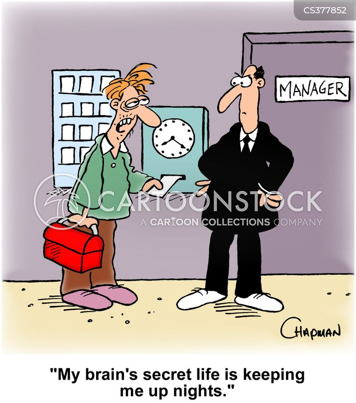 secret life cartoon