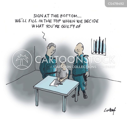 intelligence services cartoon