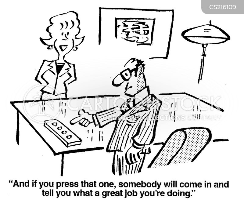 competent cartoon