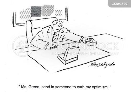 bossed cartoon