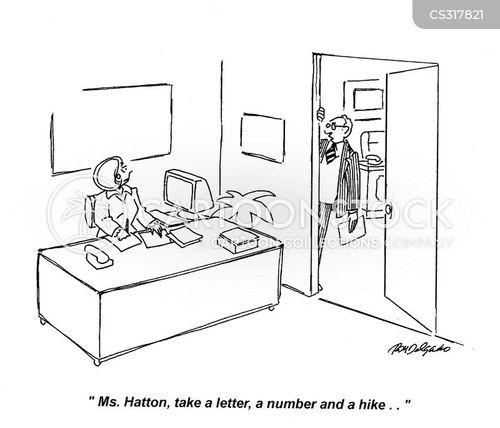 take a hike cartoon