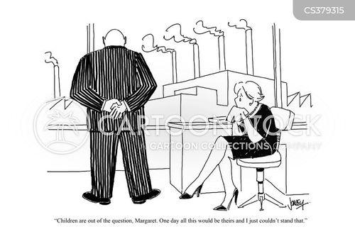 heiress cartoon