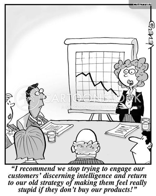 ad campaigns cartoon