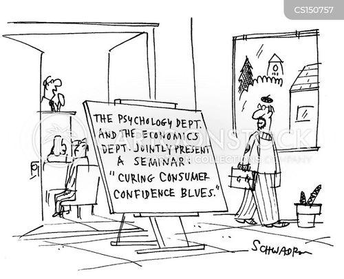 consumer confidence cartoon