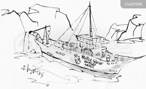 ship names cartoon