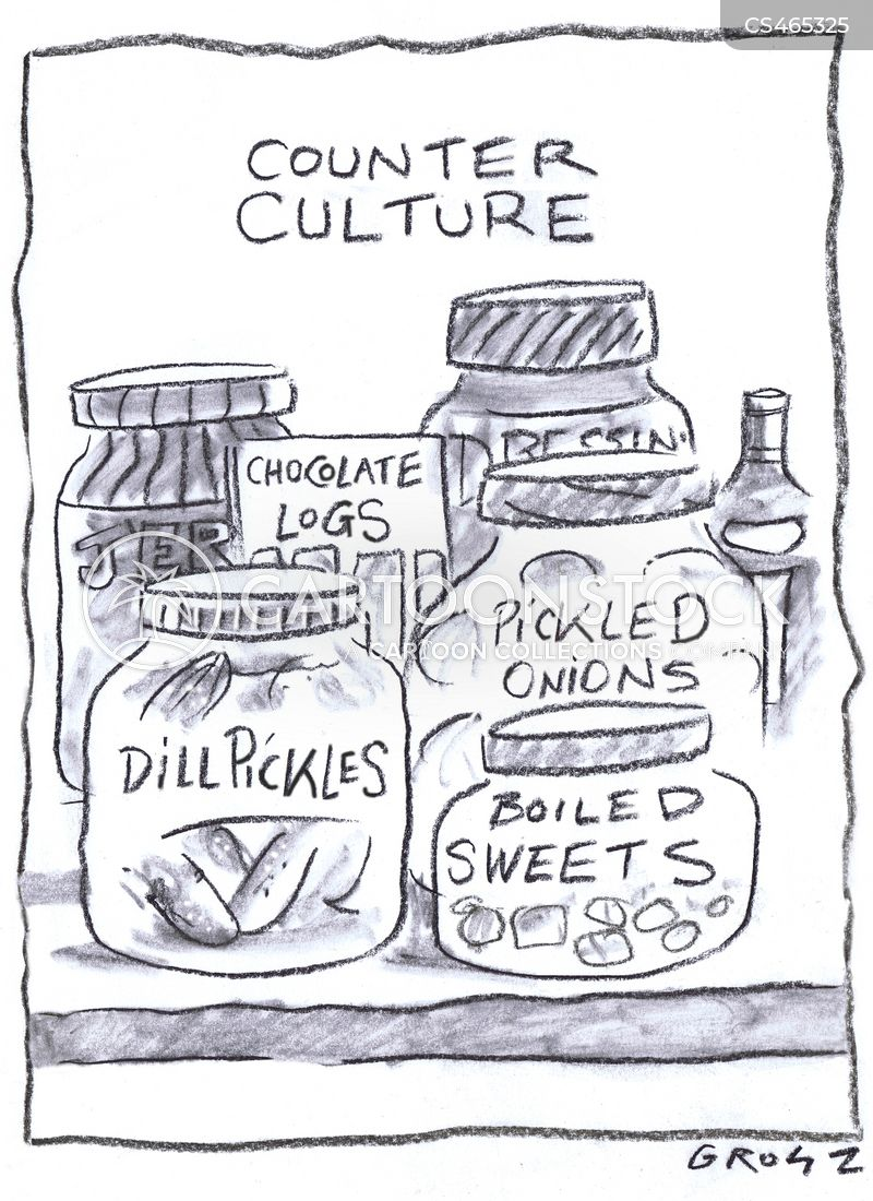 pickled onions cartoon