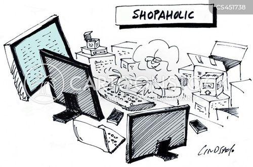 obsessive behaviour cartoon