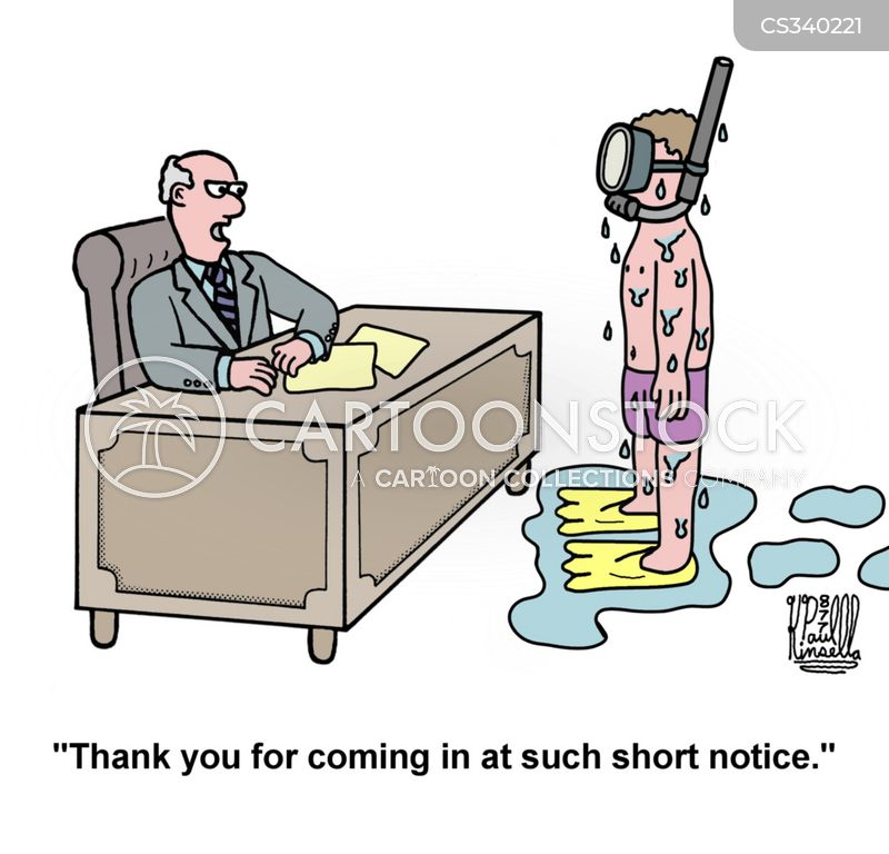 Short Notice cartoons, Short Notice cartoon, funny, Short Notice picture, Short Notice pictures, Short Notice image, Short Notice images, Short Notice illustration, Short Notice illustrations