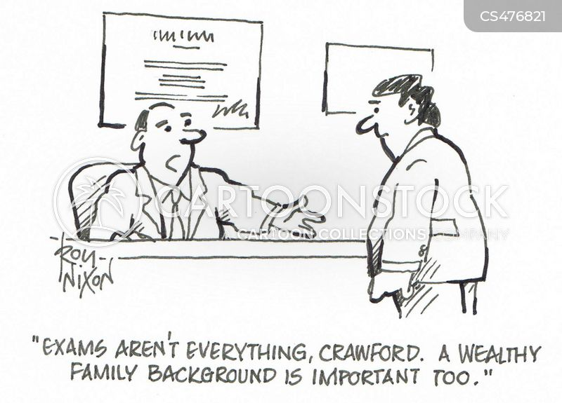 family background cartoon