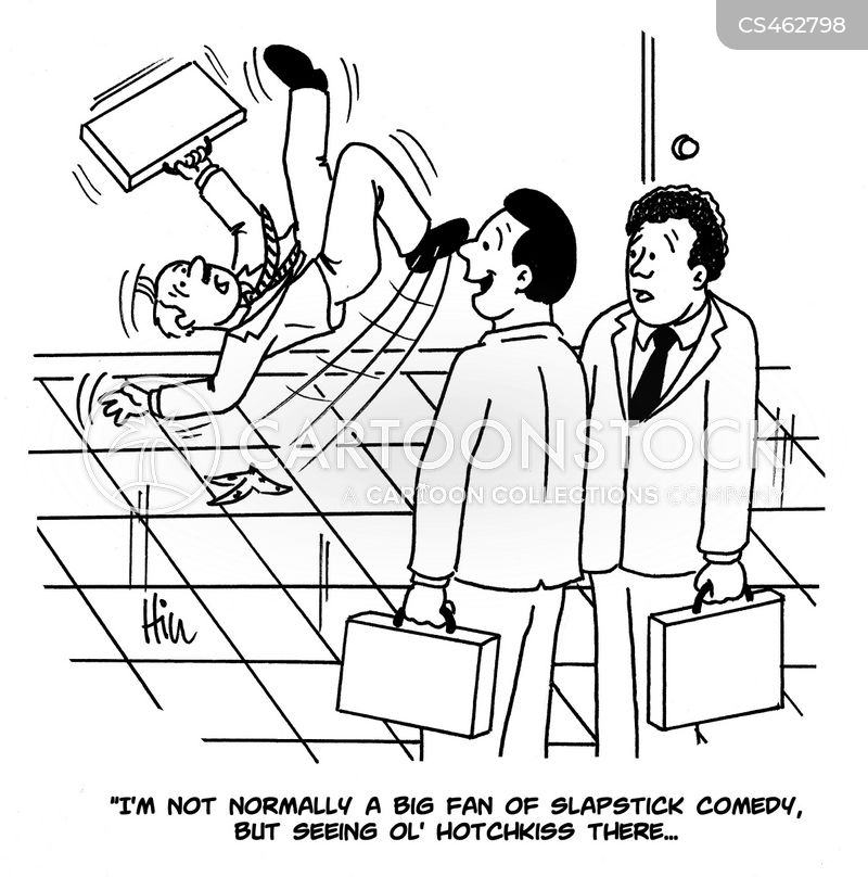 slapsticks cartoon