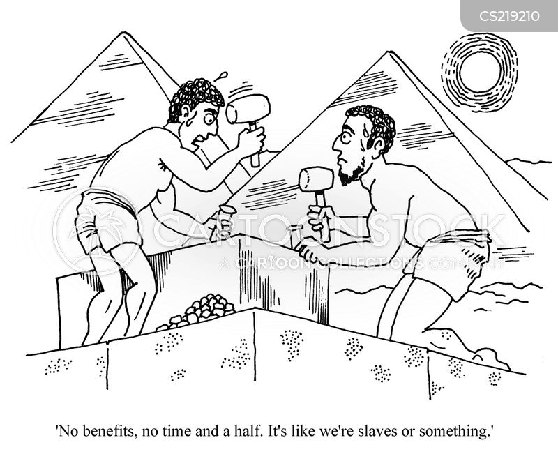 Time And A Half Cartoons and Comics - funny pictures from CartoonStock