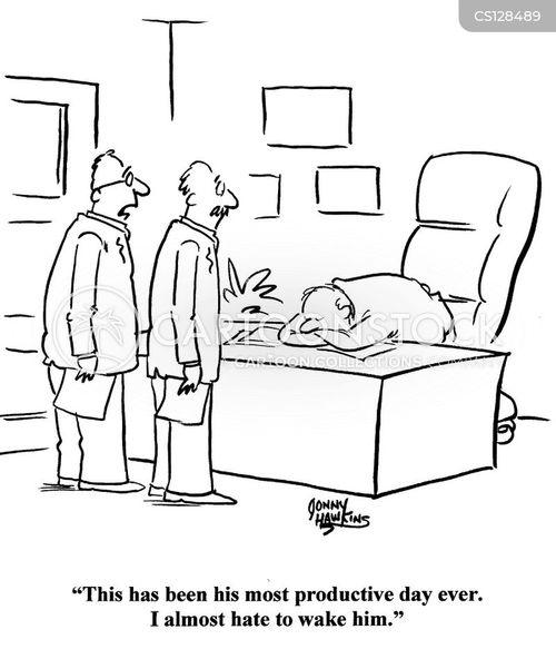 bone idle cartoon