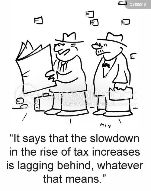 lag cartoon