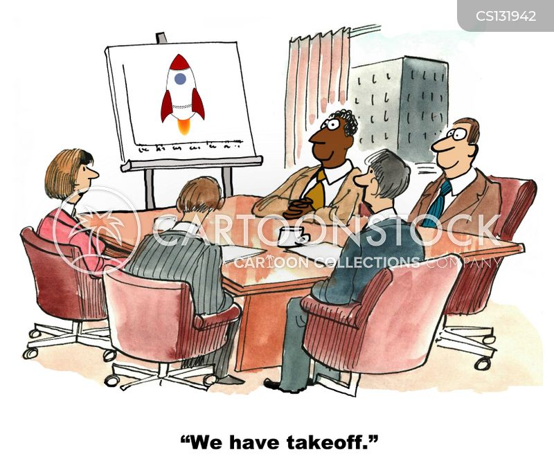 take-offs cartoon