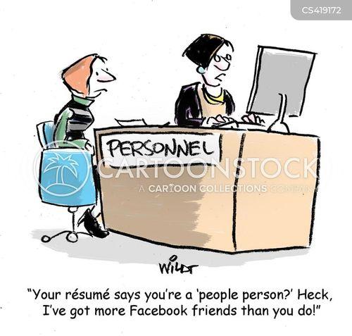 sociability cartoon