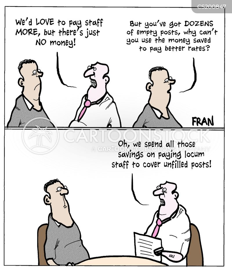 locum cartoon